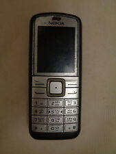 NOKIA 6070 MOBILE PHONE USED COLLECTABLE FOR PARTS