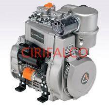 LOMBARDINI 9LD 625/2 DIESEL 2 CILINDRI - ENGINE - MOTEUR - MOTOR