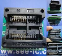 Programmer Adapter  SOP16 SO16 SOIC16 to DIP Socket (200mil) for TL866CS TL866A