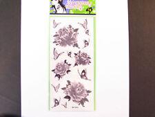 Temporary Tatto - Flower (7 x 3.5)
