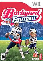 Wii: Backyard Football 🔥