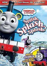 Thomas  Friends: Splish, Splash, Splosh (DVD, 2010, Canadian)