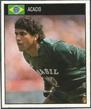 ORBIS 1990 WORLD CUP COLLECTION-#096-BRAZIL-ACACIO