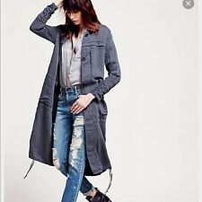 Free People Textured Duster-L
