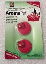 Compre 1 lleve 1 Gratis * aroma Pet Dog Tag - (desodorante) 100% nautral aceites esenciales