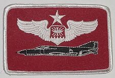 Patch US Air Force, GAF Uniform Insignia Phantom Senior NAVIGATOR Wings... a3456