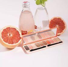 Play Color Eye Orange Etude Shimmer Matte  Eyeshadow Palette 10 Color Cosmetic