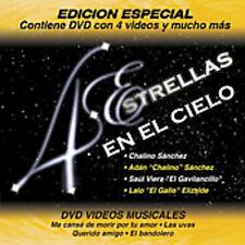 Cuatro Estrellas En - 4 Estrellas en El Cielo [New CD] With DV