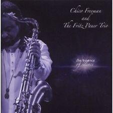 "Chico Freeman ""Essence of Silence"" CD NUOVO"