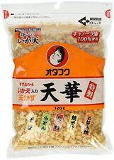 New Otafuku Tenkasu 120g Japanese Okonomiyaki Udon Soba material squid flavor