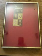 "Walnut Shadow Box Display Case 16.5"" x 12.5"" x 1"""
