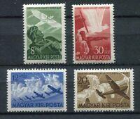 s7985) HUNGARY 1942 MNH** Horthy fund 4v