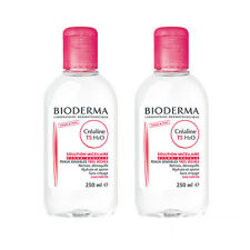 3PCS Bioderma Non-Rinse Cleanser for Face & Eyes Very Dry Sensitive Skin 250ml