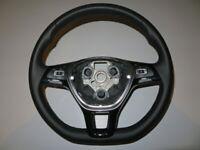 VW Tiguan 5NA Touran 5T Multifonction Volant Cuir Mfl Volant en Cuir Acc PY88