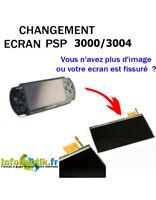 Ecran LCD de remplacement pour Sony PSP Slim & Lite 3000/3004