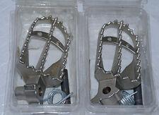 Yamaha YZ125/250 & YZF250-450 1999-2016, YZ85 02-16 Buzzetti Oversize footpegs