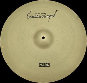 "Constantinopol MARS CRASH 18"" (Jazz) - B20 Bronze - Handmade Turkish Cymbals"