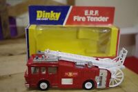 Vintage Dinky E.R.F. Fire Tender Boxed No 266