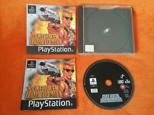 Duke Nukem Time to Kill Playstation 1 PAL