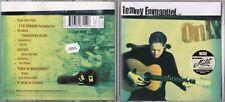 Cd Tommy Emmanuel - Only (HDCD) EMI 2000