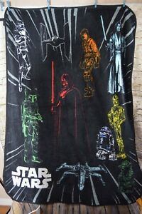 "Star Wars  41"" x 63"" Small Fleece Blanket"