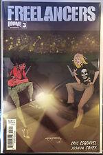 Freelancers #6 Cover B Nm- 1st Print Boom Studios Comics