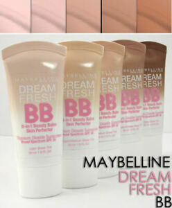 Maybelline Dream Fresh 8 In 1 BB Cream - Choose your shade
