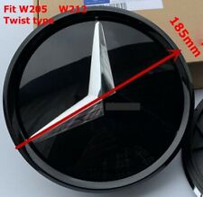 Twist Type For Mercedes Benz W205 W212 Star Mirror Glass Star Front Emblem Logo