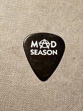 Mad Season Guitar Pick