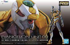 Bandai RG Real Grade Neon Genesis Evangelion Eva Unit 00 1/144 Model Kit