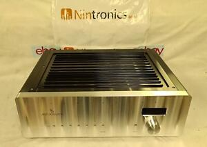 JEFF ROWLAND Concentra Integrated Amplifier - Silver - CTI - NIN-1239