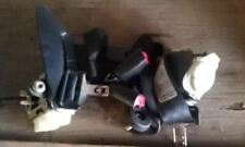 1993 1994 1995 1996 Lincoln Mark VIII Rear Seat Belt Set Black