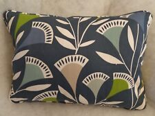 """NOUKKO BY SCION OBLONG CUSHION  20"""" X 14 """"(51 CM X 36 CM) DOUBLE SIDED/ZIP OFF"""