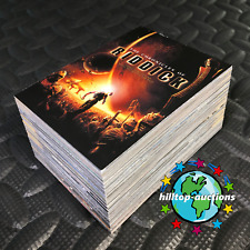 The Chronicles Of Riddick 72-Card Movie Trading Cards Set 2004 Rittenhouse