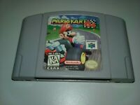 Mario Kart 64. Nintendo 64. Tested & Works! Adult Owned! Free shipping!