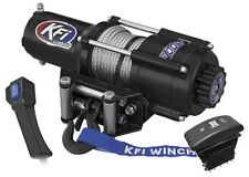 New KFI 4500 lb UTV Winch & Mounting Bracket - 2011-2014 Bobcat 3200 Series UTV