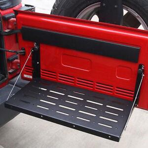 For 2007-2017 Jeep Wrangler JK JKU 2/4-Door Multi-Purpose Tailgate Table