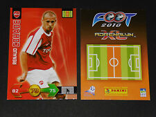 COHADE VALENCIENNES ANZIN USVA FOOTBALL FOOT ADRENALYN CARD PANINI 2009-2010