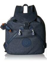 Kipling BUSTLING Medium Sized Drawstring Backpack - Jeans True Blue Rtp£54