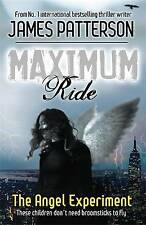Maximum Ride: The Angel Experiment, Patterson, James , Good   Fast Delivery