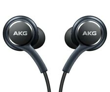 Samsung Type-C Earphones Tuned by AKG w/ Ear Gels For Galaxy Note 10 - Black