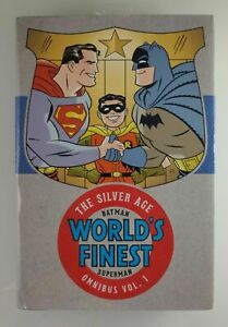 Worlds Finest The Silver Age Omnibus Vol 1