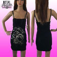 "Metal Mulisha ""Rouge"" Ladies Dress Size S"