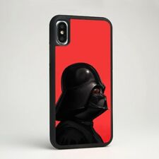 Darth Vader Star Wars Anakin Skywalker Silicone Cover Case for iPhone Samsung