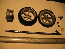 Ersatzteil für 16mm Filmprojektor Bauer P6-Getriebe Zahnräder.Riemenrol -spare p