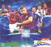 2011/12 Panini Adrenalyn Champions League 50 Pack Factory Sealed Box-300 Cards