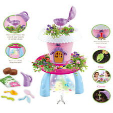 My Fairy Garden Magical Cottage Playset Toy Kids Birthday Gift - LIGHTS & MUSIC