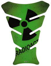 CUSCINETTO SERBATOIO 3d radioactive Green 500257 universalmente corrispondente SERBATOIO MOTO PROTEZIONE