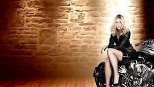 Maria Sharapova Poster Length 800 mm Height: 500 mm SKU: 8136