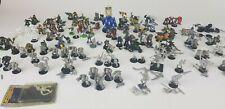 Warhammer 40k multilisting Metal Miniatures Vintage marines espaciales Orks Tiránidos